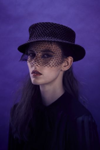 David Carette , Editorial , Fashion , photography , color , studio , Caroline Davis