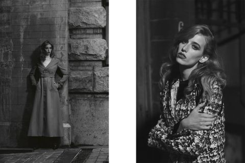 Eliza Sys , Lisa Lapauw , Mode , Fashion , Photography , David Carette , scenography , storytelling